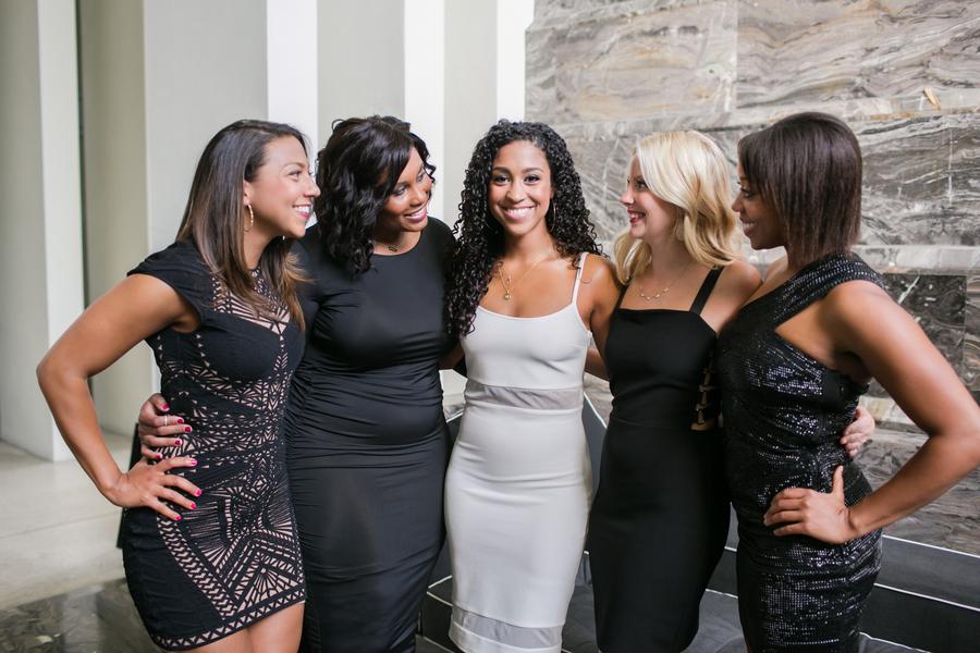 cab870e05e Bachelorette Party At The W Miami Trueblu Bridesmaid Resource