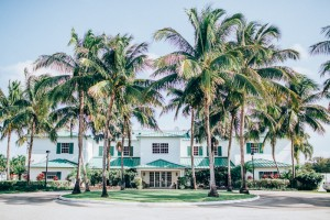 Old Florida Themed Bridal Shower at The National Croquet Center