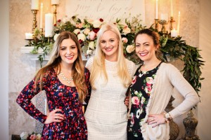 A Modern, Bulldog Inspired Bridal Shower