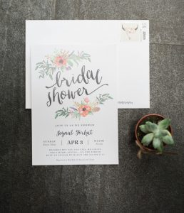 Zeynab's Boho Bridal Shower in Miami