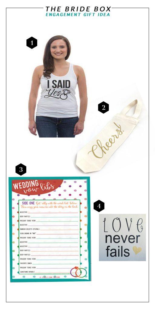 Engagement Gift Idea: The Bride Box