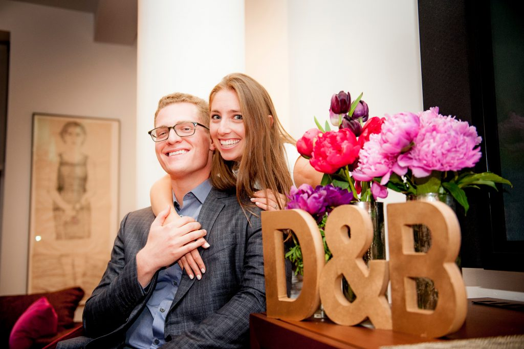 A Modern Couples Shower | Steph Mann Photography
