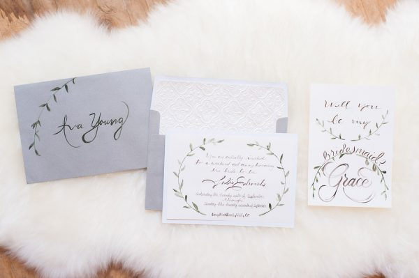 Girls Getaway Weekend Stationery | Will You Be My Bridesmaid Card | Candice Benjamin Photography