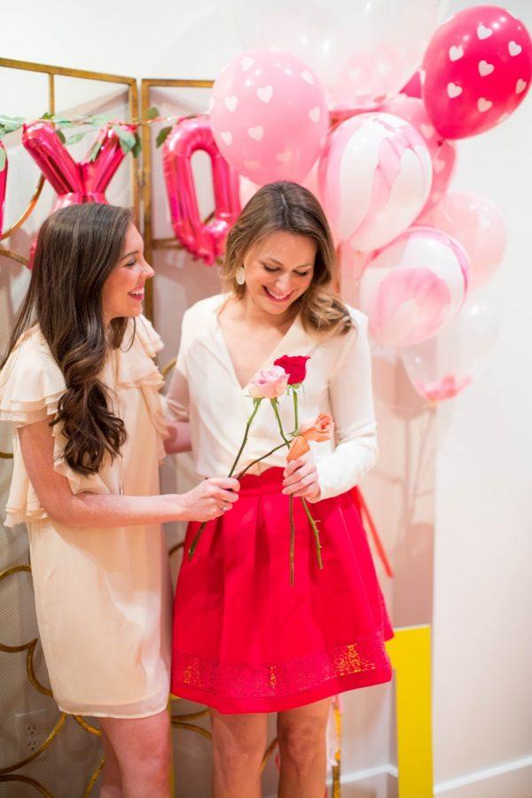 Festive Party Balloons Megan Kerns Photography