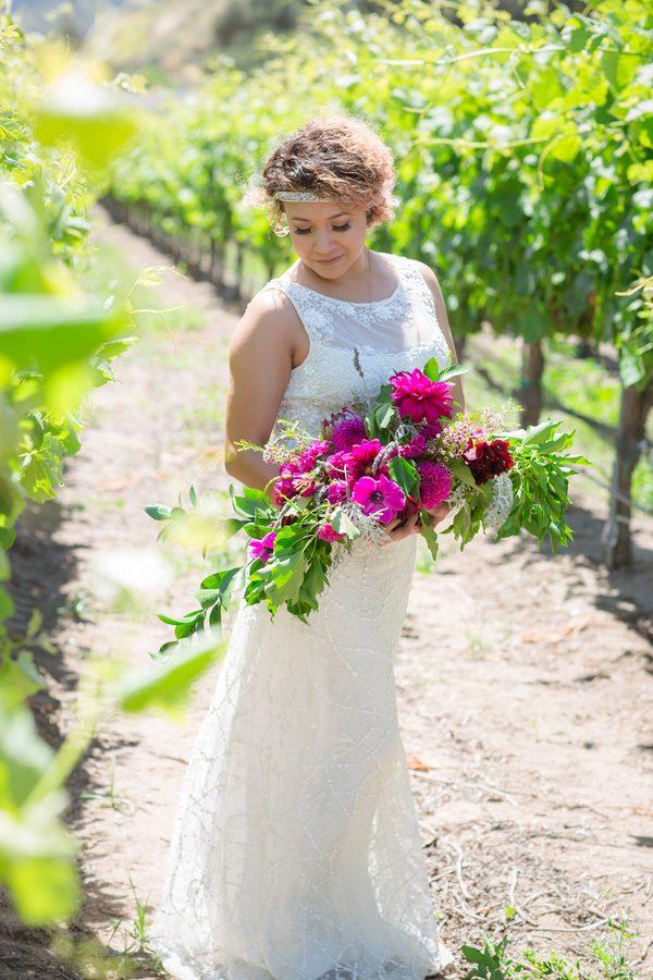 Winery Bridal Shower at the Manzoni Estate Vineyard Vanessa Hicks Photography