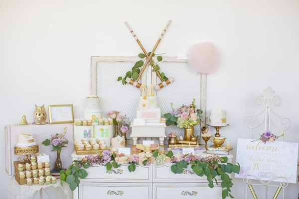 A Hamptons Inspired Bridal Shower for Moneeza