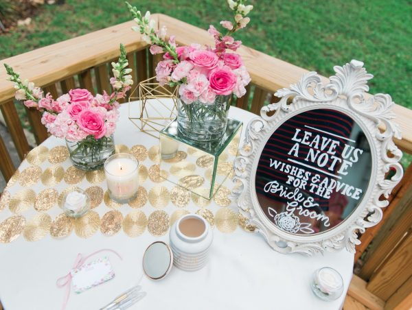 Outdoor Bridal Shower for Madison