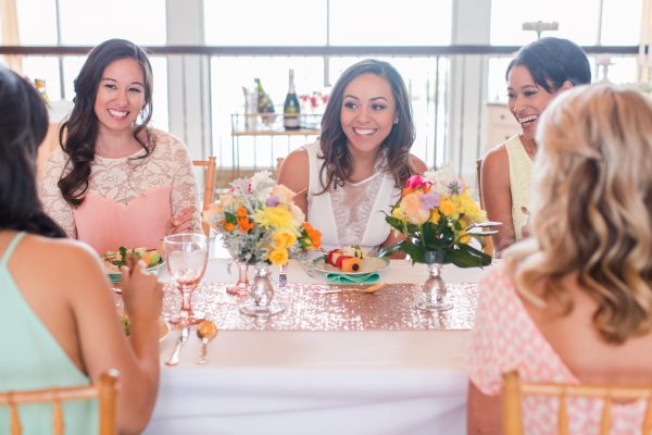 Bridesmaid Luncheon Inspiration