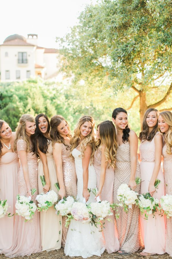 A Complete List of Bridesmaid Duties