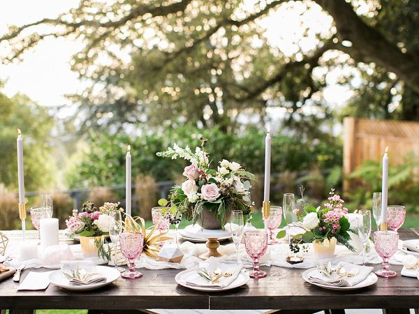 Backyard Bridal Shower Inspiration
