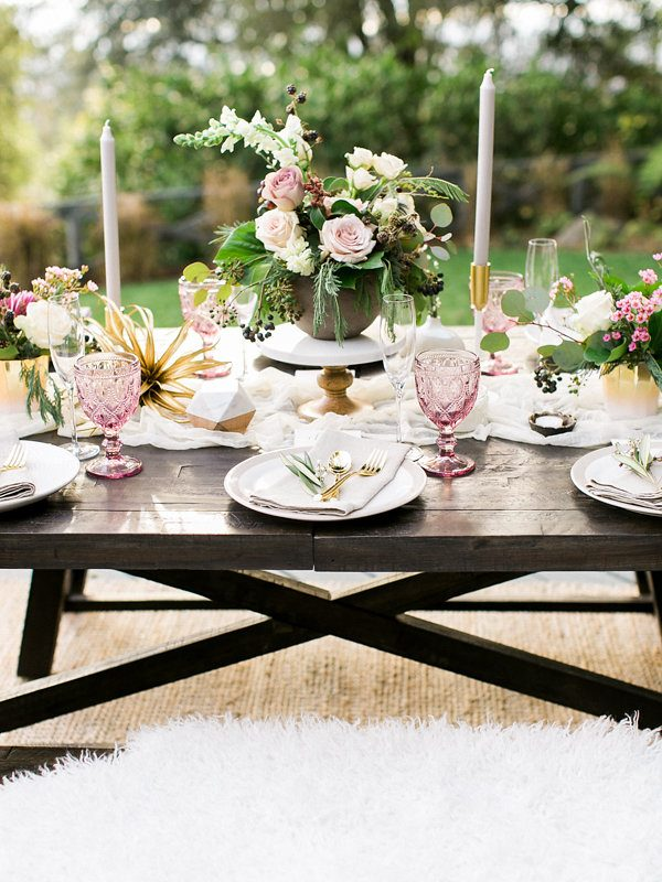 Backyard Bridal Shower Inspiration Trueblu Bridesmaid