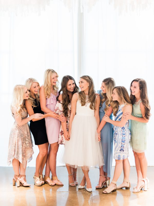 An Elegant Bridesmaid Brunch