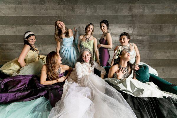 Amirah Kassem's Glamorous Marie Antoinette Inspired Bachelorette Party